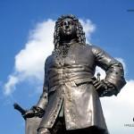 Händel-Denkmal in Halle
